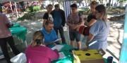 HSD abre Semana da Enfermagem com ação na praça