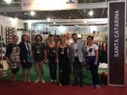 Catarinenses apresentam suas obras no 9º Salão do Artesanato