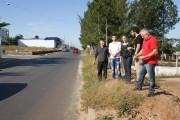 Comissão de Serviços Públicos continua visitando as obras