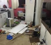 PM de Araranguá prende homem por violência doméstica, ameaça e dano