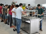 Udesc abre inscrições de edital de subsídio em refeições