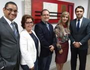 Segunda semana de campanha inicia com visita à OAB
