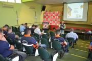 ADR promove reunião técnica com Defesa Civil Regional