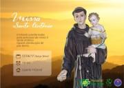HSJosé celebra missa em homenagem a Santo Antônio