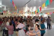 Festa junina da Terceira Idade de Jacinto Machado leva alegria a idosos