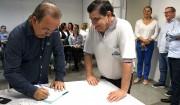 Senador Jorginho assume compromisso com o HSD