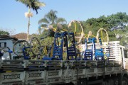 Mais dois bairros ganham academia ao ar livre em Urussanga