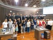 Estudantes e colégio do município recebem premiação