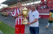 Metropolitano conquista o título do Campeonato Regional
