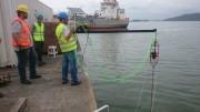 Baía da Babitonga ganha monitoramento das correntes marinhas