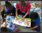 Marista Mayvorne busca apoiadores para ampliar Biblioteca