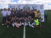 EEB Lourdes Lago é campeã do Campeonato Brasileiro Feminino