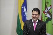 Deputado Rodrigo Minotto retorna a Assembleia Legislativa