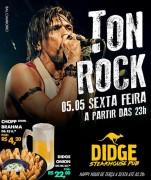 Banda TonRock comanda som desta sexta-feira no Didge BC