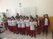 """Escola Lúcia de Lucca homenageará garis e """"Margaridas"""""""