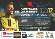 Campeonato de Fifa 17 vai reunir gamers em Criciúma