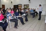 Profissionais participam de encontro com a Receita Federal
