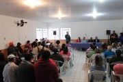 Moradores do Cristo Redentor comemoram conquista