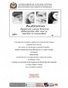 """""""Autismo: apenas uma forma diferente de ver e sentir o mundo"""""""