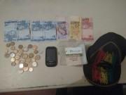 Polícia Militar de Araranguá prende homem por furto em padaria