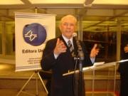 Dr. Murillo Capella ministra palestra e lança livro em Tubarão