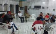 Roda de conversa discute segurança em Barra Velha