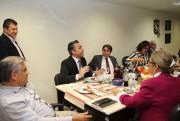 Moreira destaca números do PMDB e reforça segundo turno