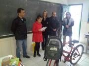 Maracajaense ganha prêmio por melhor redação