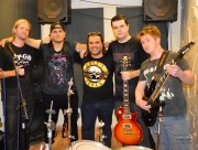 Cover do Guns N'Roses se apresenta nesta sexta no Didge