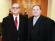Presidente e vice tomam posse no TRE-SC nesta sexta-feira