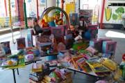 Escolas de Siderópolis recebem mobília e livros educativos