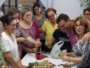 Afabess capacita Clubes de Mães para confecção de guirlandas