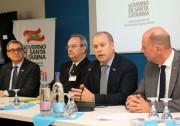 Universidades de Santa Catarina e da Turíngia assinam acordos