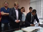Joênio Marques assume interinamente prefeitura de Siderópolis