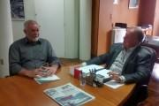 Magagnin participa de audiência com presidente do Deinfra