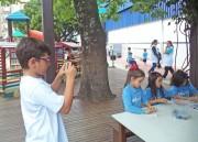 Colégio Marista realiza exposição fotográfica sobre infâncias