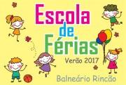 Programa Escola de Férias inicia em Balneário Rincão