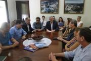 Prefeito de Urussanga recebe reitor da Udesc e estuda parceria