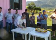 Siderópolis entrega certificado para fábrica de laticínios