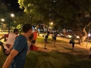 Grupo de caminhada e corrida incentiva atividades físicas