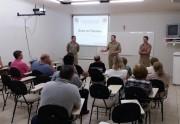 PM de Araranguá realiza reunião do Projeto Rede de Vizinhos