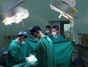 Mutirão de Cirurgia Pediátrica acontece neste sábado no HSJosé