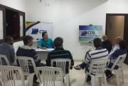 Prefeito de Balneário Rincão participa de reunião na CDL