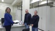 Chapa de Dalvania e Sérgio é registrada no Cartório Eleitoral
