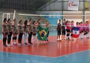 Rio de Janeiro e Green Red vencem no Voleibol de Siderópolis