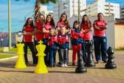 Içara sediará semifinal do Brasileiro Feminino de Xadrez