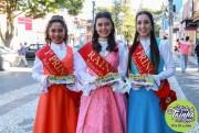 Comitiva divulga Festa da Tainha no Extremo-Sul