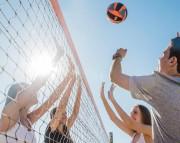 Natal Luz: equipes mistas de vôlei terão torneio pela solidariedade