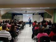 Grupo de voluntários do HSão José encerra atividades de 2017
