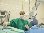 Ouvidoria recebe avaliações positivas no mutirão de cataratas do HSD